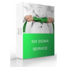 Examen Six Sigma Service