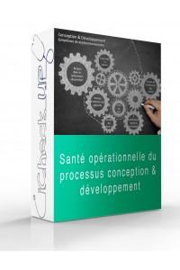 Santé opérationnelle du processus conception & développement